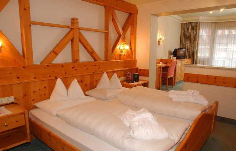 Alpenhotel Saalbach Hotel - Room - 5