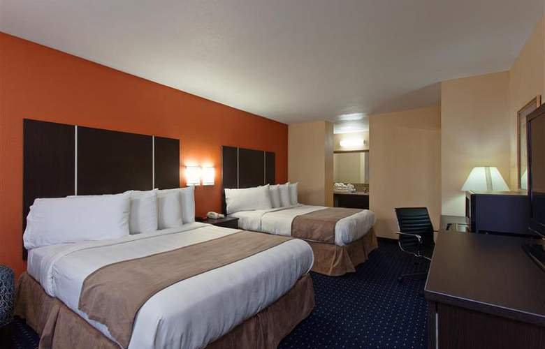 Best Western Desert Villa Inn - Room - 18
