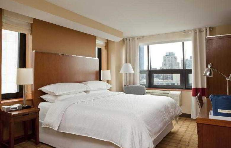 Four Points by Sheraton Midtown Times Square - Hotel - 11