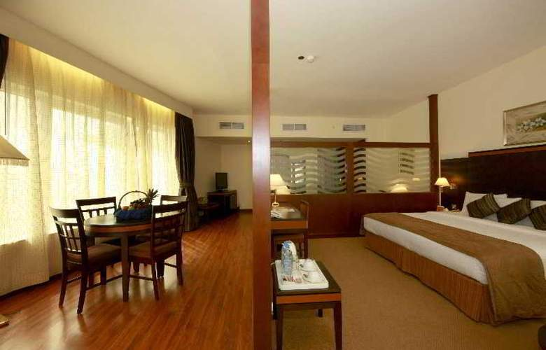 Howard Johnson Hotel Bur Dubai - Room - 10
