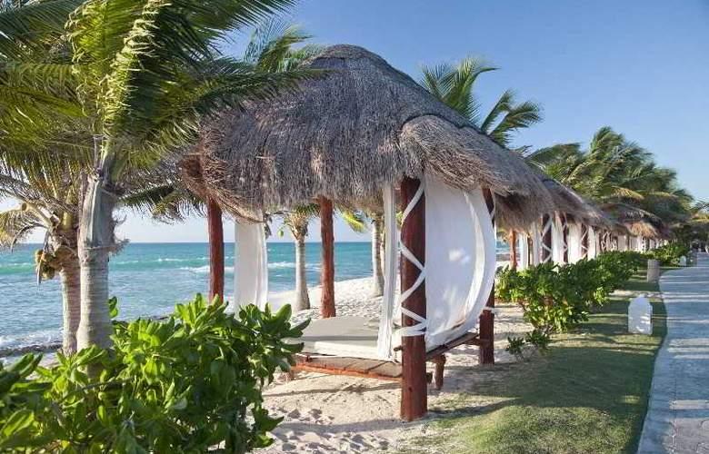 El Dorado Royale Gourmet All Inclusive - Beach - 9
