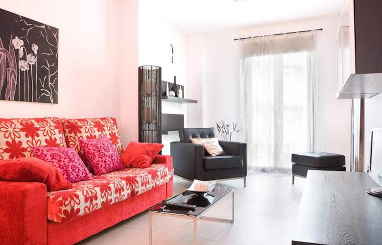 Real de Cartuja Apartments & Suites - Room - 4