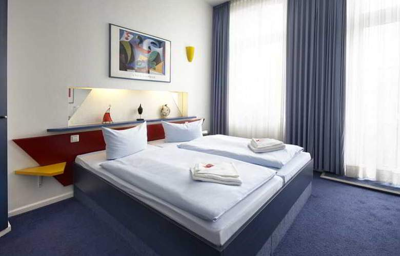 Art Hotel Charlottenburger Hof - Room - 2