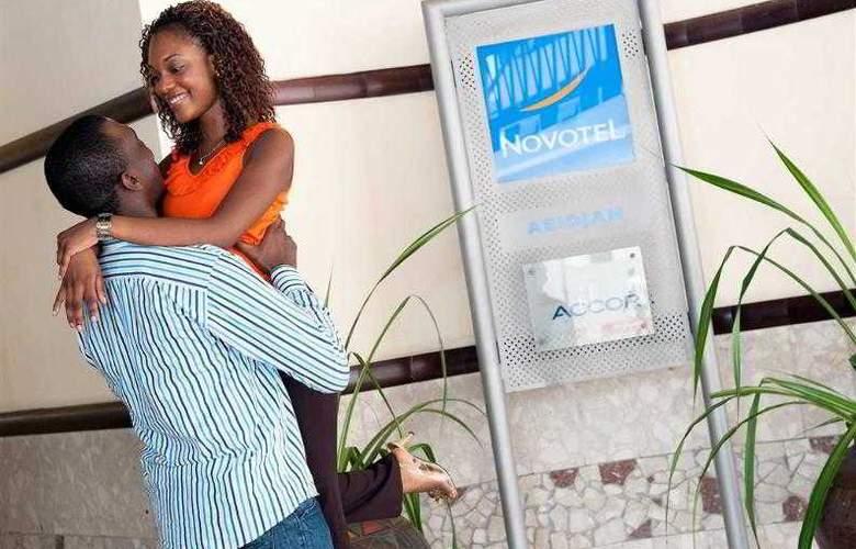 Novotel Abidjan - Hotel - 9