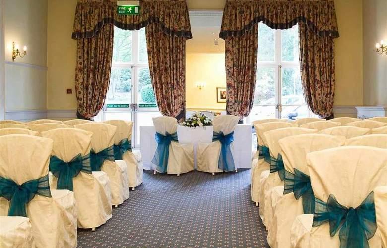Mercure Brandon Hall Hotel & Spa - Hotel - 51