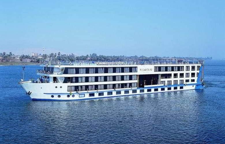 M/S L'Aube du Nile Cruise - Hotel - 0