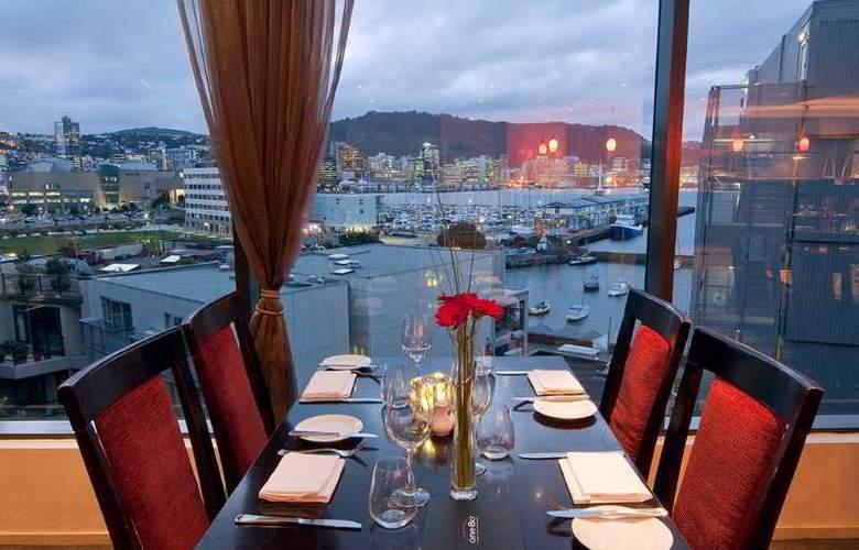 Copthorne Hotel Wellington Oriental Bay - Restaurant - 21