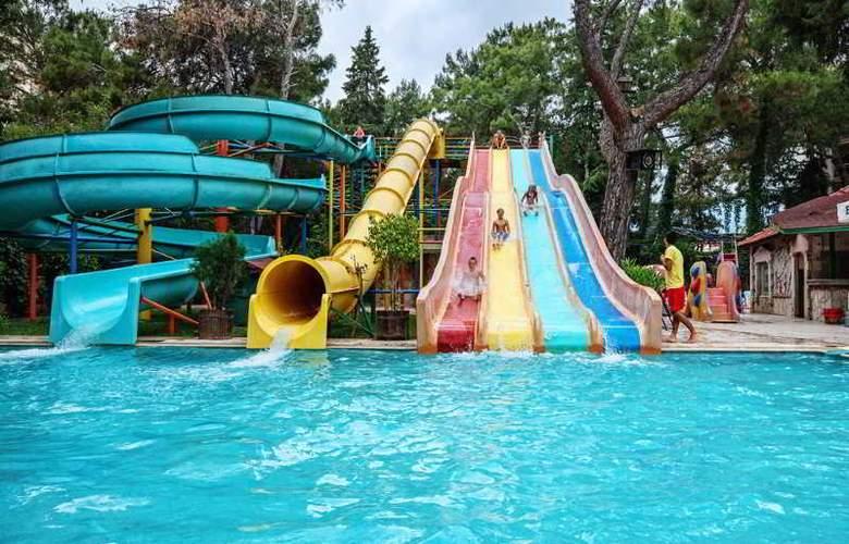 Jeans Club Hotels Kaplan - Pool - 3