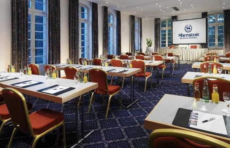 Sheraton Offenbach - Hotel - 27