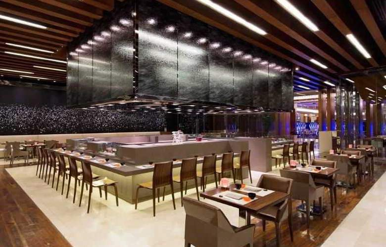 Solaire Resort And Casino - Restaurant - 21