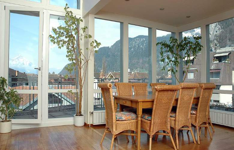 City Hotel Oberland - Conference - 5