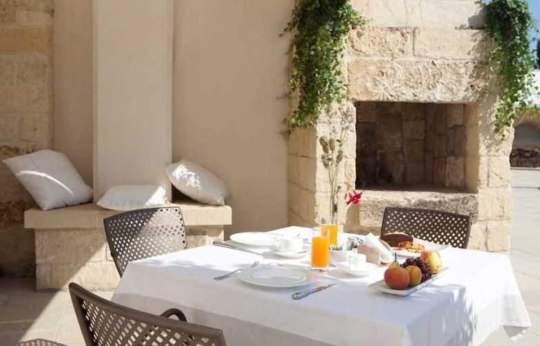 Masseria Terra Dei Padri Hotel - Terrace - 4