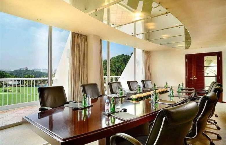 Sofitel Dongguan Golf Resort - Hotel - 17