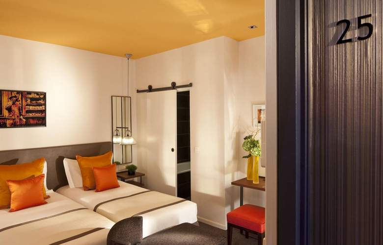 Marais Bastille - Room - 4