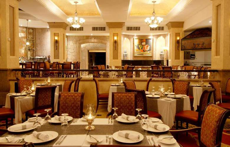 Villa La Estancia Nvo Vallarta Beach Resort & Spa - Restaurant - 28