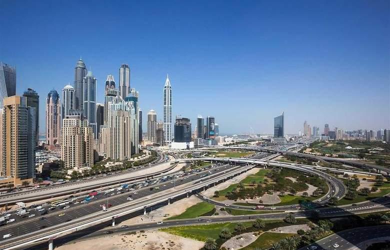 Pullman Dubai Jumeirah Lakes Towers - Hotel - 4