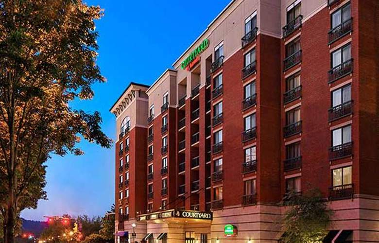 Courtyard by Marriott Chattanooga Downtown - Hotel - 0