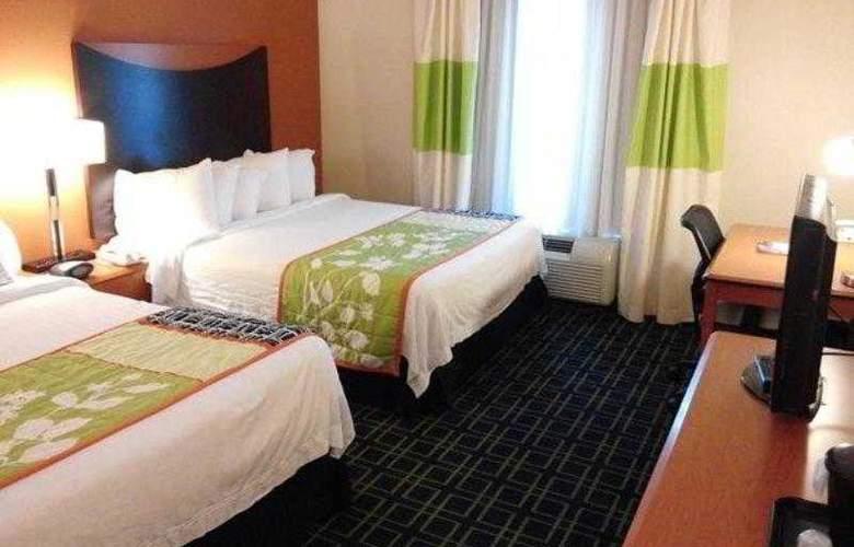 Fairfield Inn & Suites Indianapolis Avon - Hotel - 13