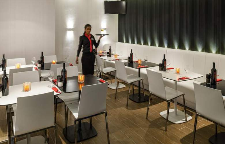 Ibis Styles Amsterdam Central Station - Meals - 13