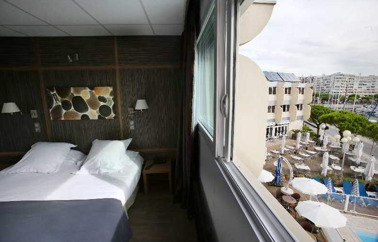 Interhotel Neptune Montpellier - Room - 25