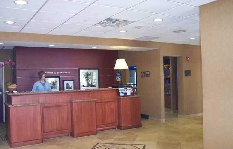 Hampton Inn & Suites Greenfield - Hotel - 6