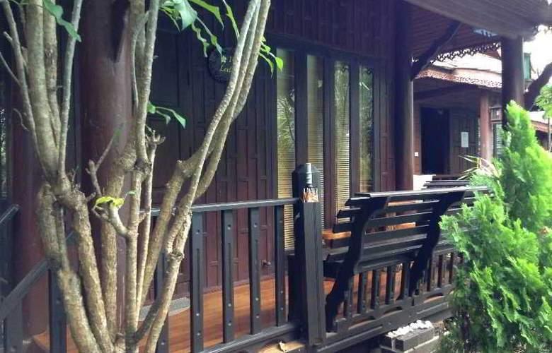Baan Habeebee Resort - Terrace - 5