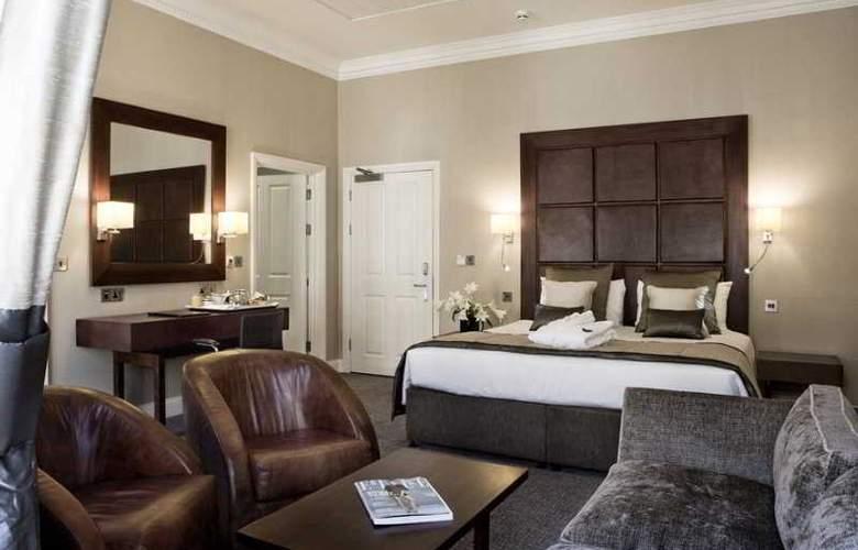 Grange Beauchamp Hotel - Room - 0