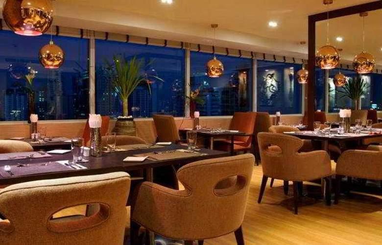 President Palace Hotel - Restaurant - 6