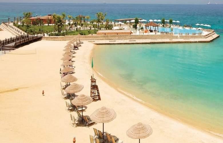 Movenpick Resort El Sokhna - Beach - 1