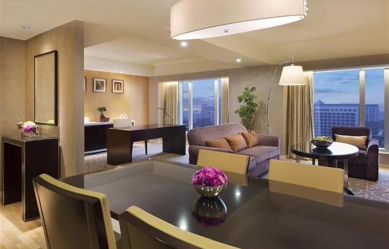 Grand Hyatt Beijing - Hotel - 12