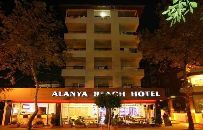 Alanya Beach Hotel - Hotel - 1