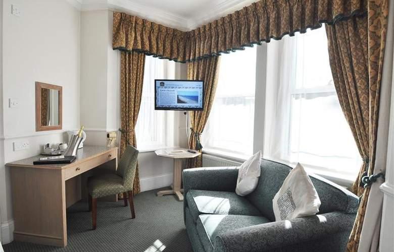 Best Western Montague Hotel - Room - 98