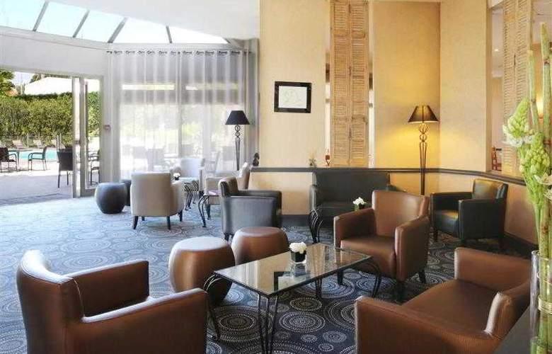 Best Western Elixir Grasse - Hotel - 54