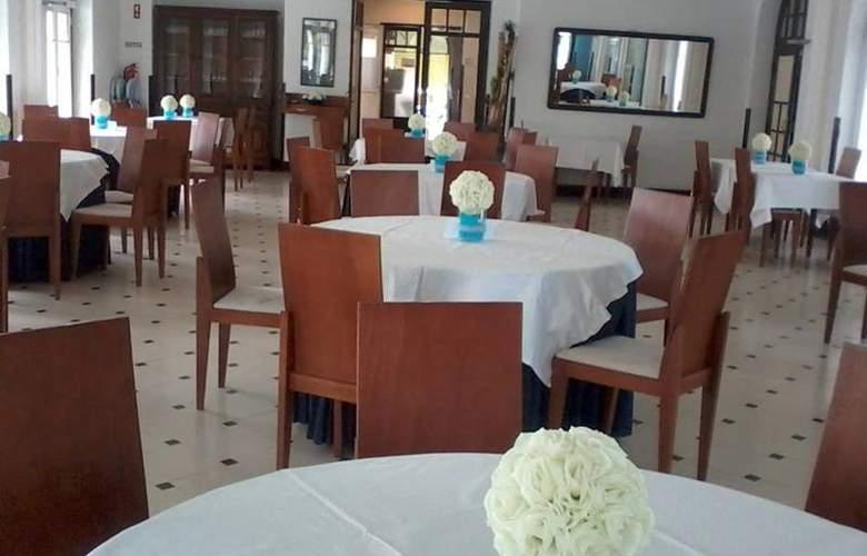 Evenia Monte Real - Restaurant - 4