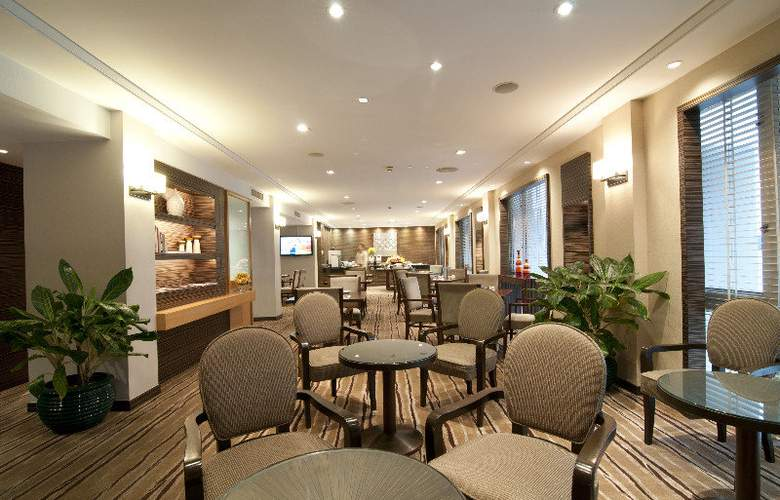 Holiday Inn Bangkok - Restaurant - 16
