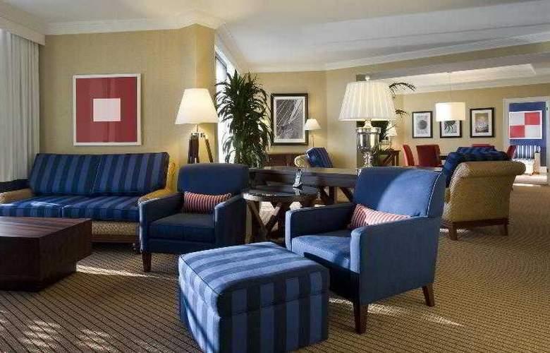 Sheraton San Diego Hotel & Marina - Room - 23