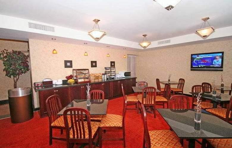 Best Western Charlotte Matthews - Hotel - 20