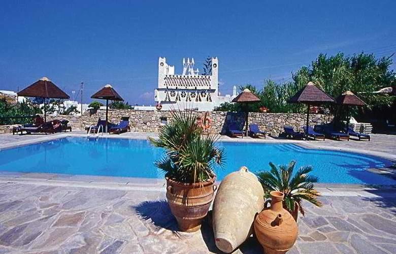 Vienoula's Garden  - Pool - 6
