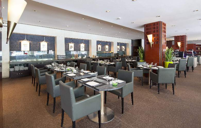 NH Leonardo Da Vinci Rome - Restaurant - 36