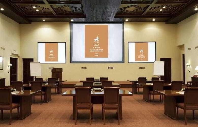 Al Maha Desert - Conference - 49