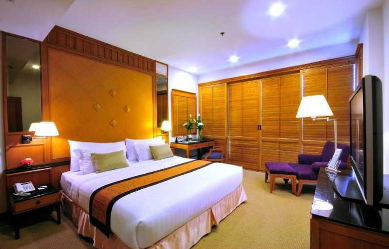 Centre Point Wireless Road Hotel & Residence - Room - 12