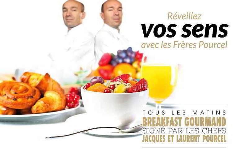 Appart'City Confort Montpellier Millénaire - Restaurant - 5