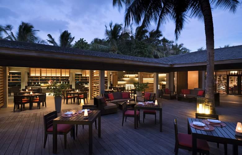 Anantara Veli Maldives Resorts - Restaurant - 32