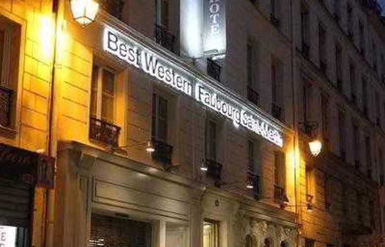 Best Western Littéraire Arthur Rimbaud - Hotel - 0