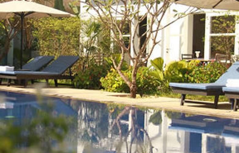 Frangipani Villa Hotel Siem Reap - Pool - 6