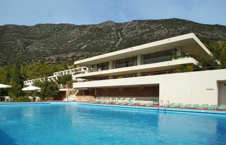 Amalia Delphi - Pool - 5