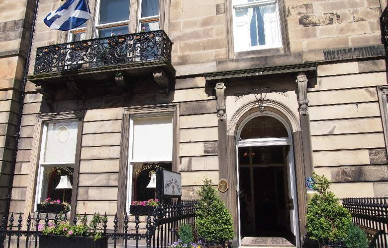 Edinburgh Thistle Hotel - Hotel - 0