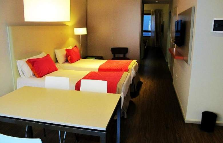 Bulnes Eco Suites - Room - 1