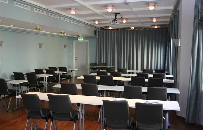 Best Western Plus Hordaheimen - Conference - 33