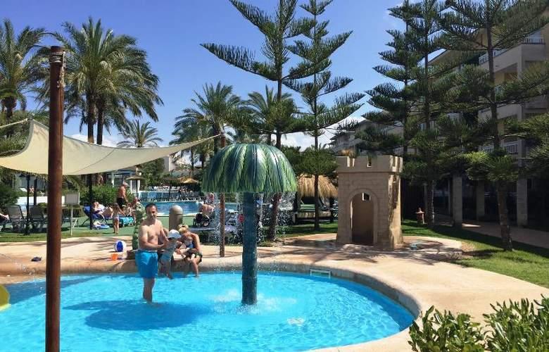 La Dorada Prinsotel - Pool - 4